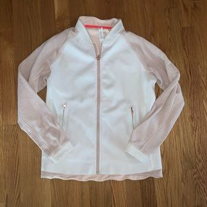 Lululemon Var-City Bomber Jacket Size 6